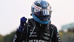 F1, Monza: Bottas primo nelle qualifiche, Sainz batte Leclerc