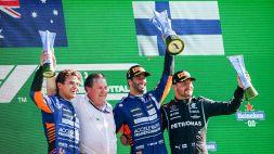 """Bottas: """"Avevo promesso al team che sarei andato a podio"""""""
