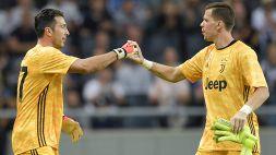 Juventus, caso Szczesny: nuovo retroscena sull'addio di Buffon