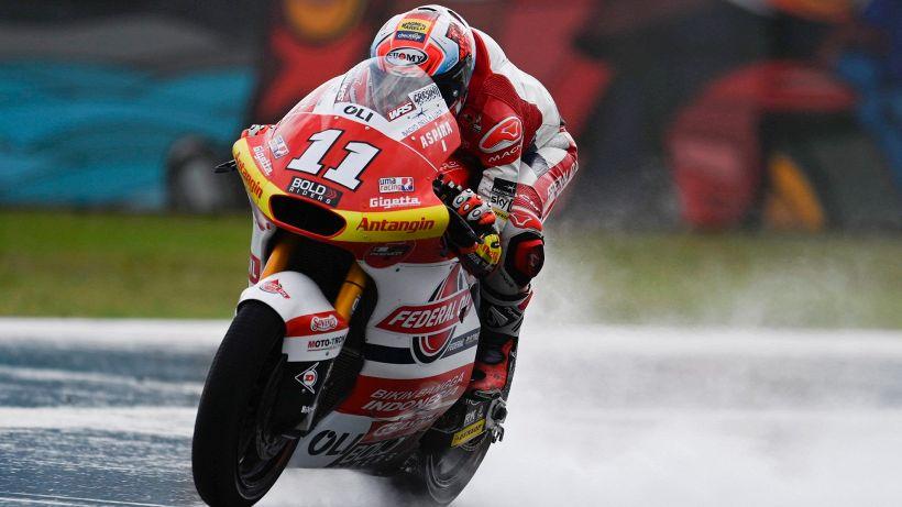 Moto2: Nicolò Bulega correrà in Supersport con Ducati Aruba
