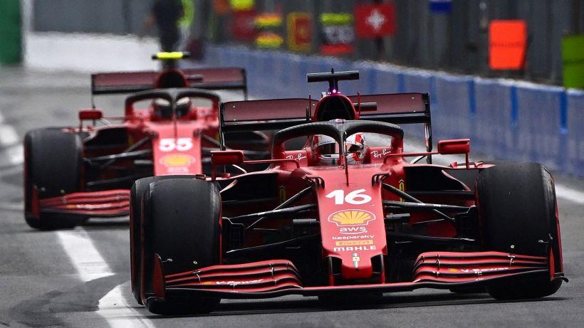 F1, Ferrari: Leclerc non si fa illusioni sulla novità per Sochi