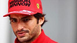 """GP Russia, Sainz: """"Spero che Leclerc vada forte con la nuova power unit"""""""