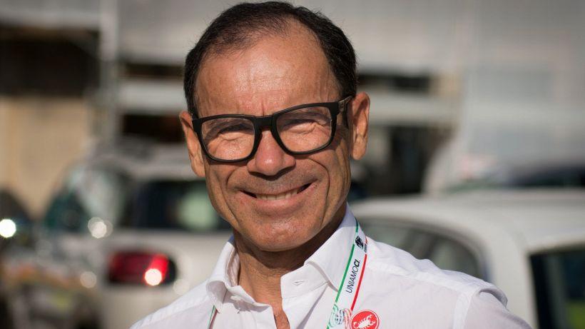 """Ciclismo, Martinelli: """"Sostituire Davide Cassani non so se sia produttivo"""""""