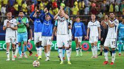 Champions League: Villarreal-Atalanta 2-2, le foto