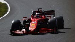 F1, GP Olanda: prime prove libere dimezzate, bene la Ferrari