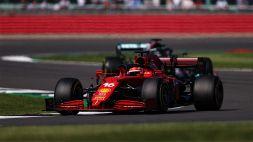 F1, GP d'Olanda: Leclerc e Sainz bellissima doppietta nelle FP2