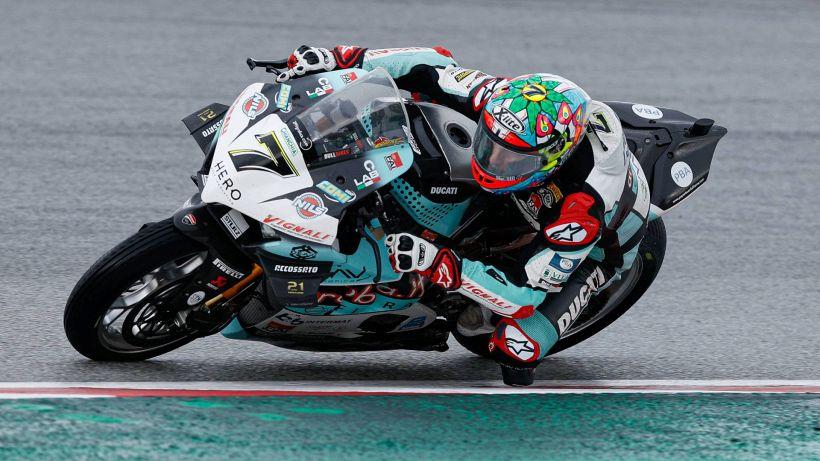 Superbike, Chaz Davies annuncia il ritiro