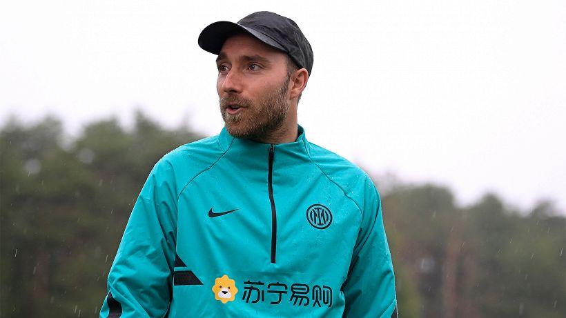Inter, Eriksen a Milano: presto gli esami per decidere il futuro