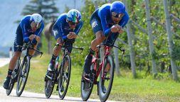 Ciclismo: l'Italia più bella si riscatta e agguanta l'oro agli Europei