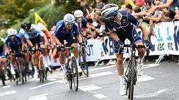 Ciclsimo: Alaphilippe ancora campione del mondo, le foto