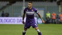 """Fiorentina, Biraghi: """"Vlahovic? Che resti tranquillo e sereno"""""""
