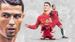 Ronaldo, 111 gol col Portogallo: è il miglior bomber di sempre