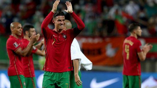 Cristiano Ronaldo, anche la UEFA celebra il record del portoghese