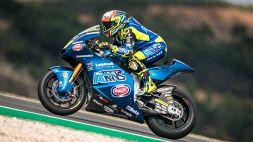 Moto2: per Dalla Porta conferma e intervento chirurgico