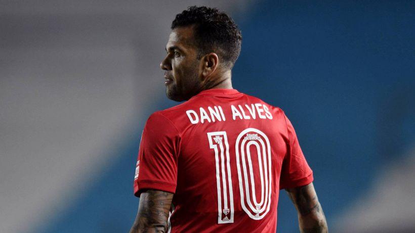 Dani Alves rescinde con il San Paolo: adesso è ufficiale
