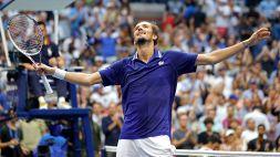 Ranking ATP: Daniil Medvedev si avvicina a Novak Djokovic