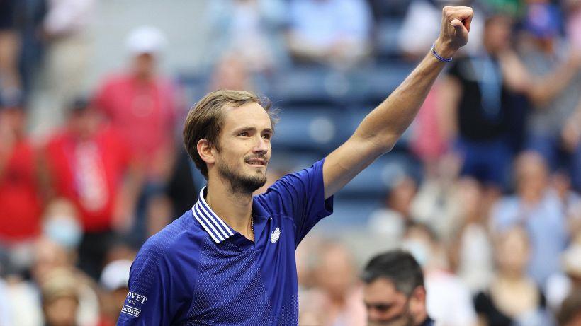US Open: Daniil Medvedev primo finalista