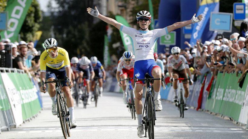 Giro di Lussemburgo: ultima tappa a Gaudu, Almeida 1° nella generale