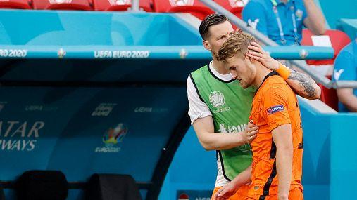 """Van Gaal stronca De Ligt: """"Era titolare? Non c'ero io"""""""