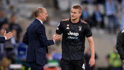 Serie A, Spezia-Juventus: le probabili formazioni
