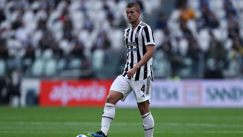 Juventus, attenzione a De Ligt: pronta un'offerta monstre