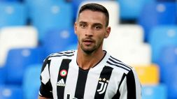 Juventus, De Sciglio si ferma