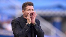 Champions League, Milan-Atletico Madrid: i convocati di Simeone