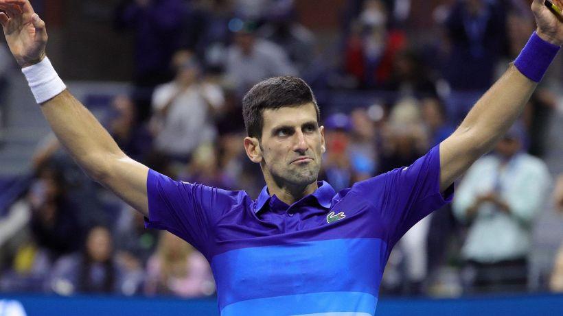 Us Open, Novak Djokovic in finale: è a un passo dalla storia