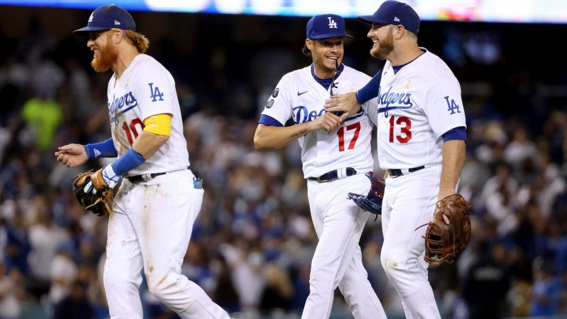MLB: Dodgers primi in National League