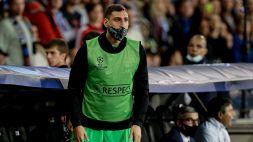 Gigio Donnarumma di nuovo umiliato: Raiola si precipita a Parigi