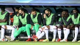 La malinconia di Donnarumma, miglior giocatore di Euro2020 in panca