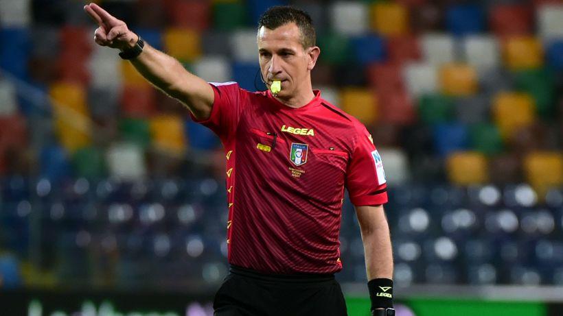 Serie A: gli arbitri della 4a giornata