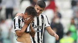 Juventus, brutte notizie per Paulo Dybala: le parole di Allegri