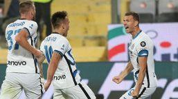 L'Inter trema, poi rinasce: 3-1 alla Fiorentina, è capolista