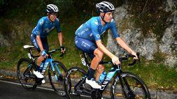 Vuelta Espana, Mas soddisfatto a metà
