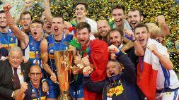 Eurovolley: le foto del trionfo dell'Italia!