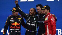 F1: le foto del GP di Sochi