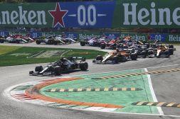 F1, Gp Italia pronostici: Hamilton più di Verstappen in casa Ferrari