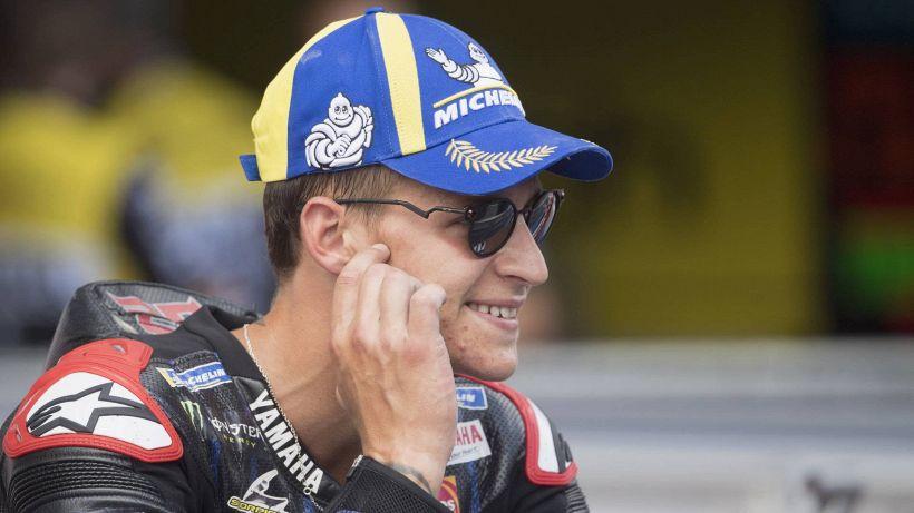 """Quartararo lancia Dovizioso: """"Sarà prezioso per la Yamaha"""""""