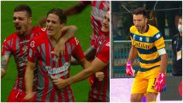 Serie B, Buffon punito da Fagioli: erano compagni alla Juventus