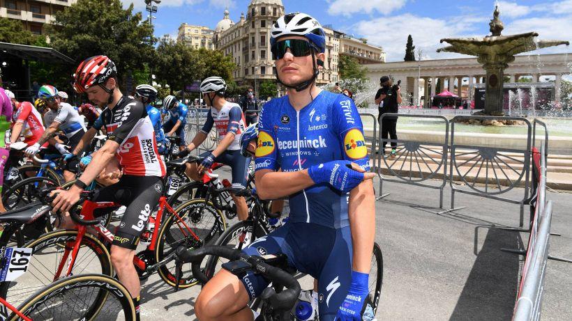 """Giro del Lussemburgo, Masnada al rientro: """"Sto bene ma non sono al top"""""""