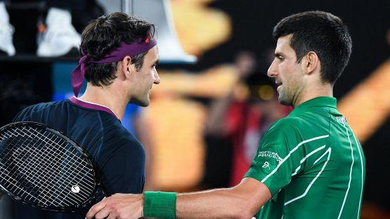 "Roger Federer applaude Novak Djokovic: ""Incredibile"""