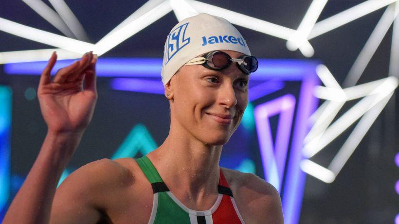 Nuoto, ultimo weekend di gare in Italia per la Pellegrini