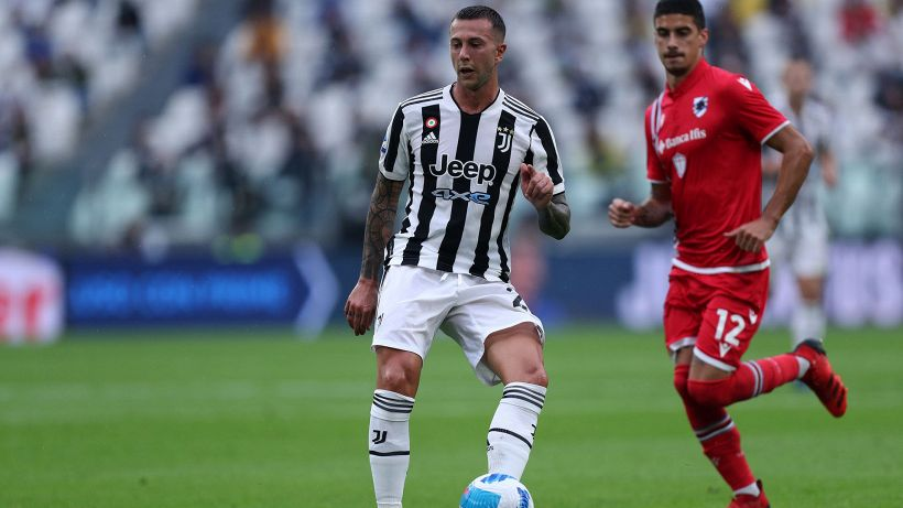 Juventus, col Chelsea possibile Bernardeschi punta