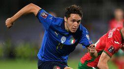 Napoli-Juventus, problema per Chiesa