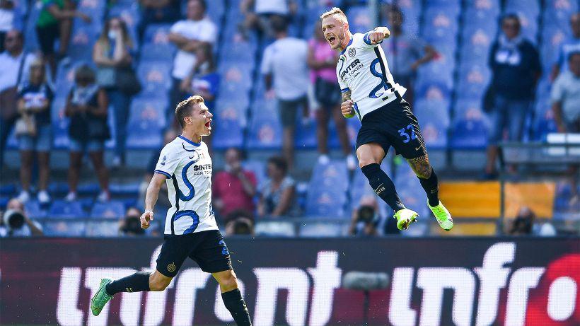 """Inter, Dimarco: """"Emozione incredibile"""""""