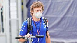 """F1, Alonso: """"Russell e Verstappen gli unici a fare la differenza"""""""