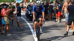 Ciclismo, Filippo Ganna campione del mondo nella cronometro