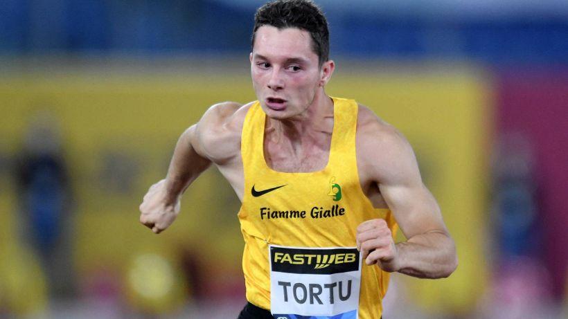 Atletica, Filippo Tortu vola nei 200: solo Mennea lo supera
