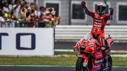 """MotoGP, Bagnaia: """"Ci ho messo un po' per cominciare a vincere, ora c'è felicità"""""""